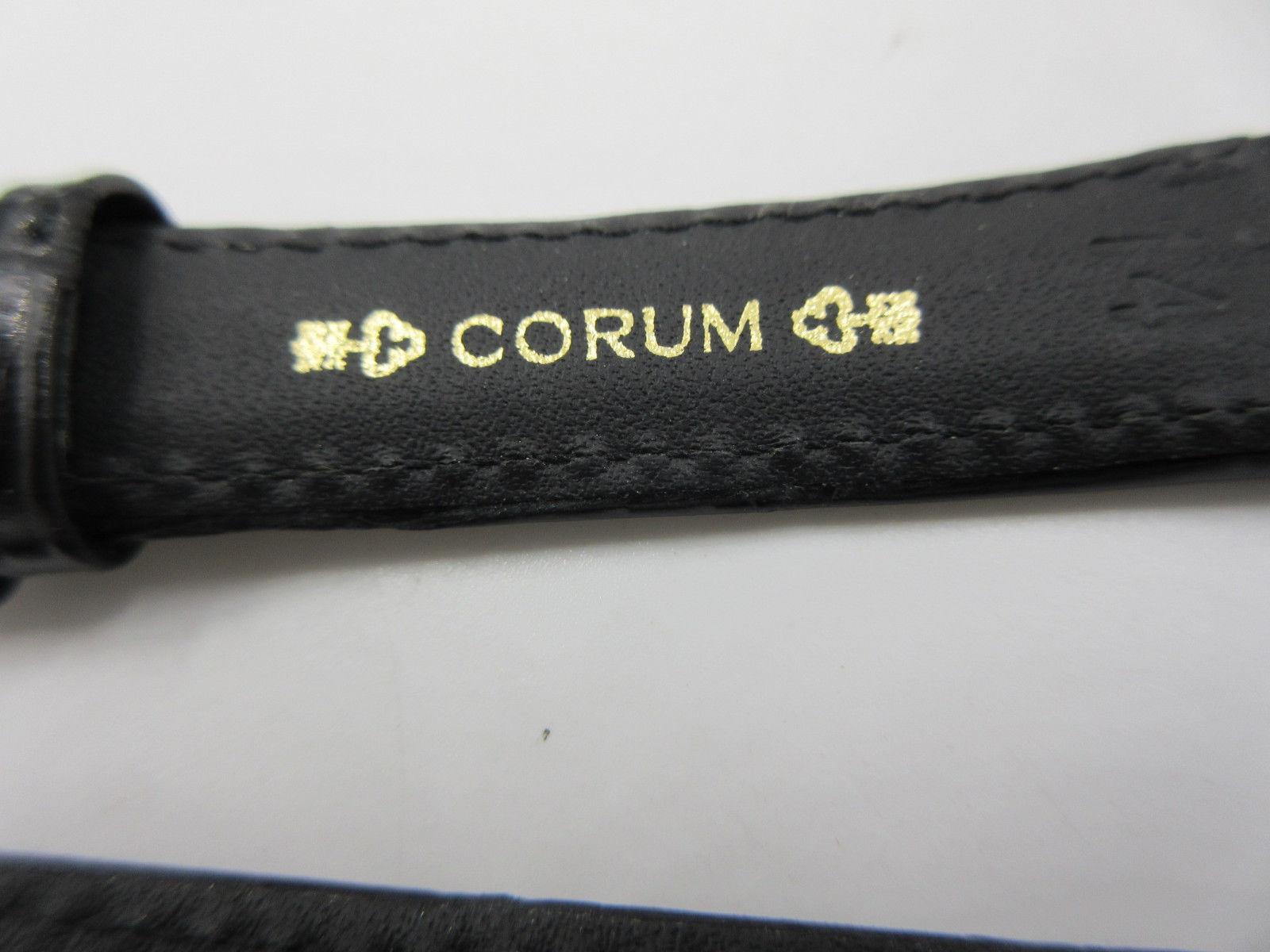 CORUM История одного бренда
