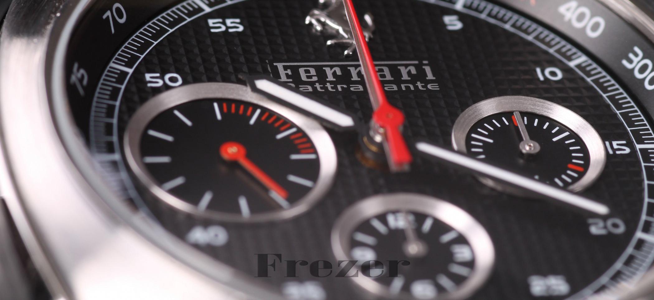 Panerai Ferrari Collection Granturismo Chronograph