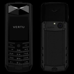 Vertu Ascent 2010 Black Knurl
