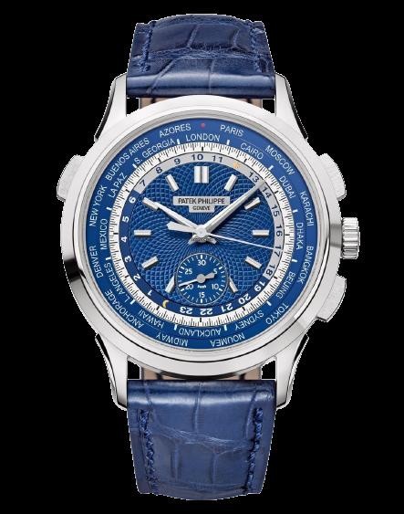 World Time Chronograph