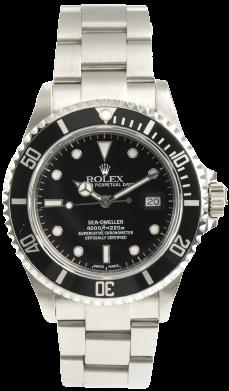 Sea-Dweller 4000