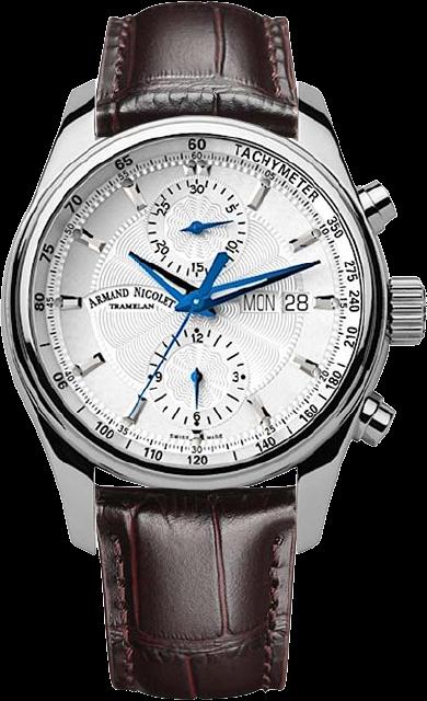 MH2 Chronograph&Date