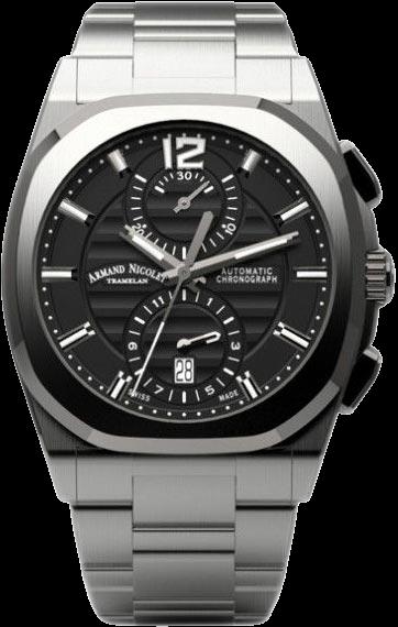 J09-3 Chronograph & Date