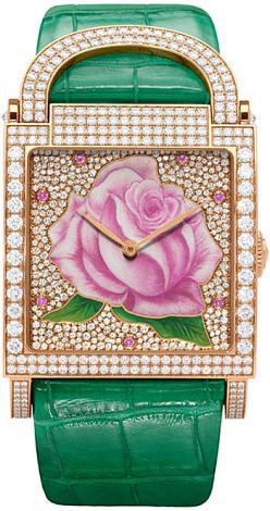 Square Dôme Rose