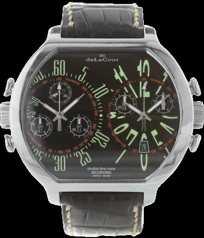 Bichrono Double Timezone